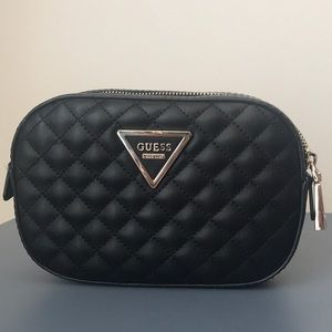 Varsity Pop quilted belt bag  by GUESS